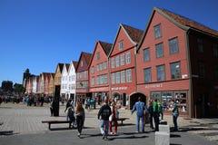 bergen Foto de archivo libre de regalías