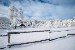 Bergen stock foto