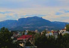 Bergen Royaltyfri Fotografi