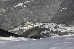 Bergen Arkivbild
