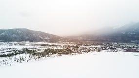 Bergen royalty-vrije stock foto