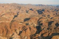 Bergen in Arizona Royalty-vrije Stock Afbeelding