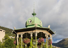 Bergen Bandstand Royalty Free Stock Photography