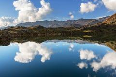Bergen in Bolivië Stock Afbeelding