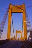 Bergen bridge Stock Image