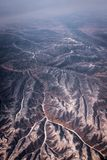 Bergen in Colorado stock fotografie