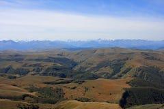 Bergen de Noord- van de Kaukasus Stock Afbeelding