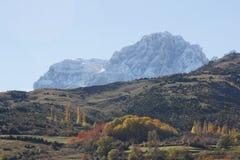 Bergen in de Pyreneeën Royalty-vrije Stock Afbeelding