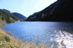 Bergen in de Pyreneeën Stock Foto's