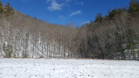 Bergen de West- van Virginia Stock Fotografie