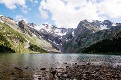 Bergen en Meer Stock Foto's