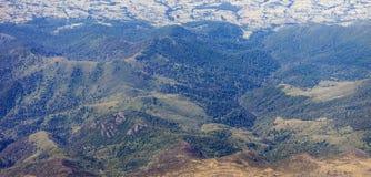 Bergen en spleetvallei, Kenia Royalty-vrije Stock Foto's