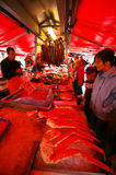 Bergen fish market Royalty Free Stock Photography