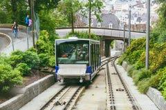 Bergen funicular, Norway
