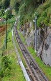 Bergen Funicular Railway Stock Images