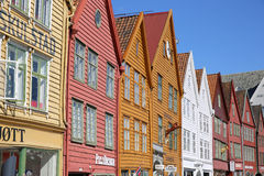 Bergen Royalty Free Stock Images