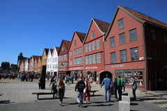 Bergen royalty free stock photo