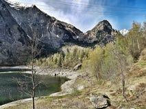 Bergen Italië Stock Afbeeldingen