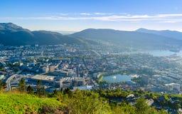 Bergen, Noorwegen Stock Foto