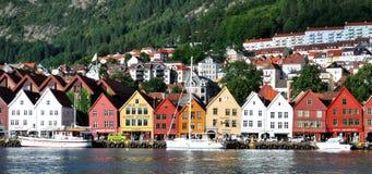 Bergen (Noruega) Imágenes de archivo libres de regalías