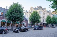 Bergen, Noruega Imagenes de archivo