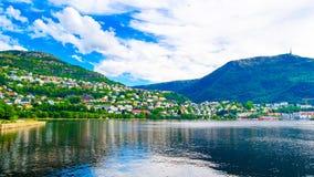 Bergen, Noruega Imagen de archivo libre de regalías
