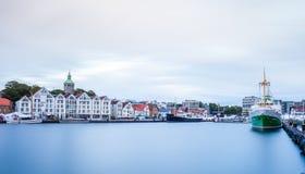 Bergen, Norvège Image libre de droits