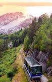 bergen norway Fotografering för Bildbyråer