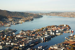 Bergen, Norway Stock Photo