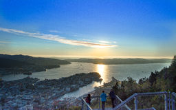 bergen Norway Zdjęcia Stock
