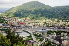 Bergen, Norway, Bridge. royalty free stock photography