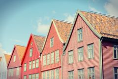 Bergen, Norway Royalty Free Stock Images