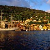Bergen,Norway Royalty Free Stock Photo