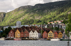Bergen Norway Stock Image