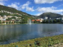 Bergen Norway Stock Photos