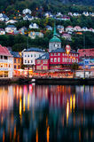 Bergen in  Norway Stock Photos