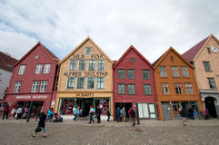 BERGEN, NORWAY Stock Images