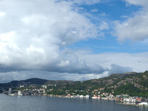 Bergen Stock Image