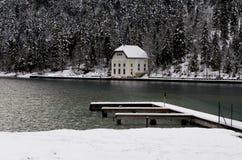 Bergen in Oostenrijk Royalty-vrije Stock Afbeeldingen