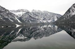 Bergen in Oostenrijk Royalty-vrije Stock Foto