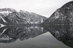Bergen in Oostenrijk Royalty-vrije Stock Foto's
