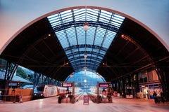 Bergen Station Stock Photo