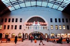 Bergen Station Stock Images