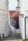 Bergen street Royalty Free Stock Photos