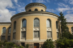 Bergen University Stockfotos