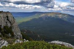 Bergen van de Krim Royalty-vrije Stock Fotografie