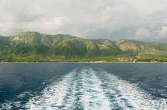 Bergen van Haïti royalty-vrije stock foto's