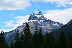 Bergen van het Nationale Park van Banff royalty-vrije stock afbeelding