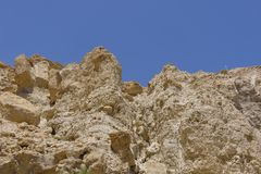 Bergen van Israël stock afbeelding