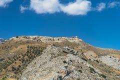 Bergen van Kreta Royalty-vrije Stock Afbeelding